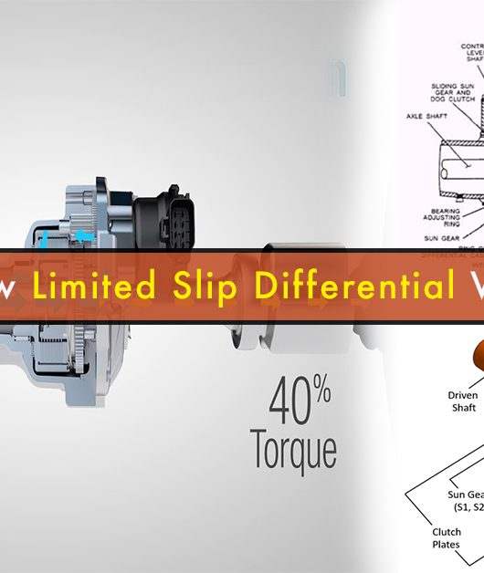 limited slip differential, Differential, LSD