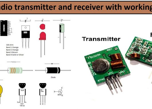 radio, transmitter, receiver