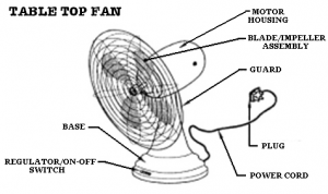 Fan Diagram