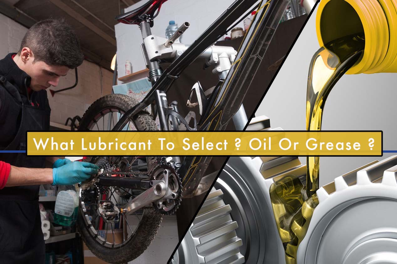 lubricant, oil, grease