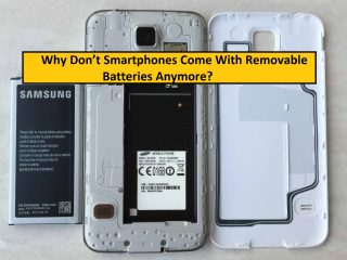 Removable Batteries